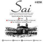 KAJIAN ISLAM INTENSIF TENTANG MANASIK HAJI DAN UMRAH #21: BAGIAN 21 DARI 30